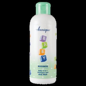 Annique Baby Baby 2-in1 Shampoo & Body Wash 200ml