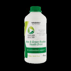 Forever Healthy Aloe & Green Rooibos Health Drink 1Lt